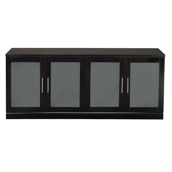 Sorrento Series 4 Door Storage Cabinet by Mayline Group