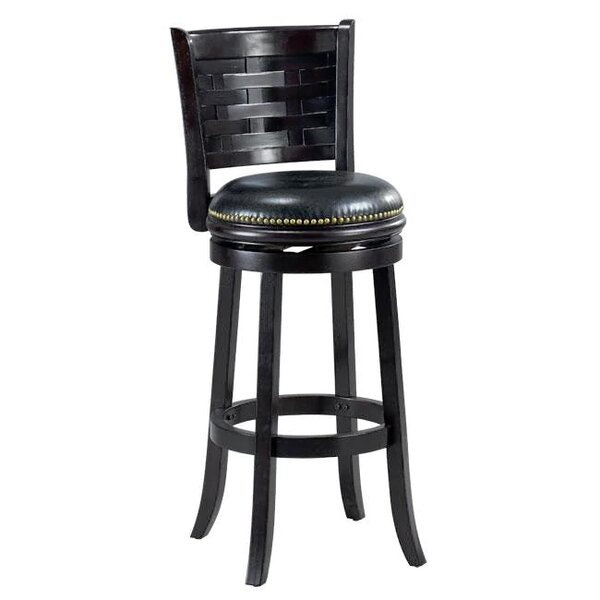 Brooklyn 29 Swivel Bar Stool Cushion by Mintra