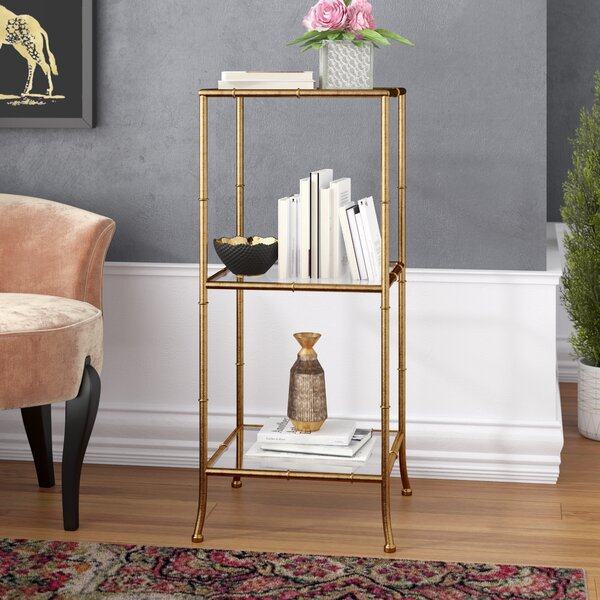 Rinehart Etagere Bookcase by Willa Arlo Interiors