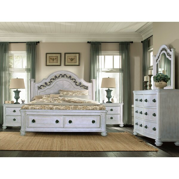 Krall Standard 5 Piece Bedroom Set by Charlton Home