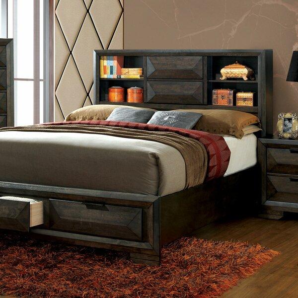 Mitchell Storage Platform Bed by Union Rustic