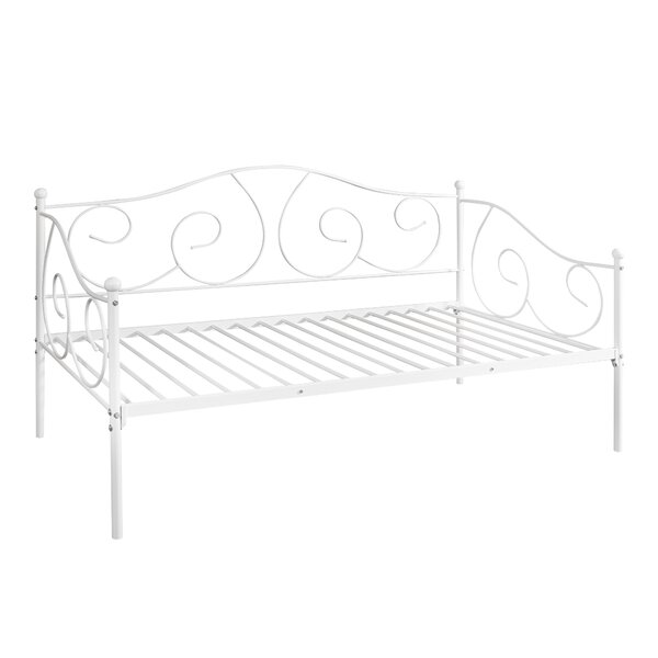 Sweat Metal Twin Daybed by Winston Porter