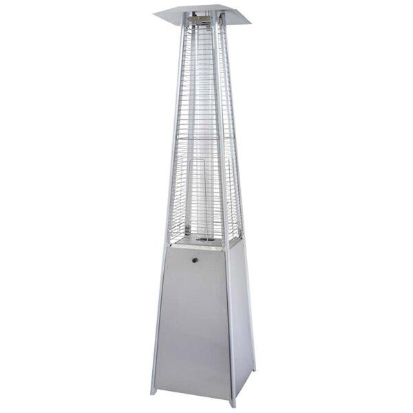 Az Patio Heaters Tall Btu Propane Patio Heater U0026 Reviews Wayfair    Propane Patio Heater Repair