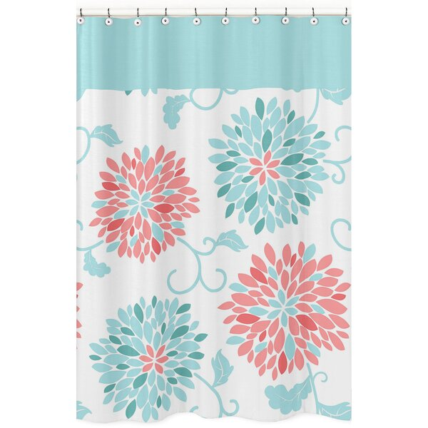 Emma Shower Curtain by Sweet Jojo Designs