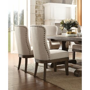 Read Reviews Onsted Upholstered Dining Chair (Set of 2) By Gracie Oaks