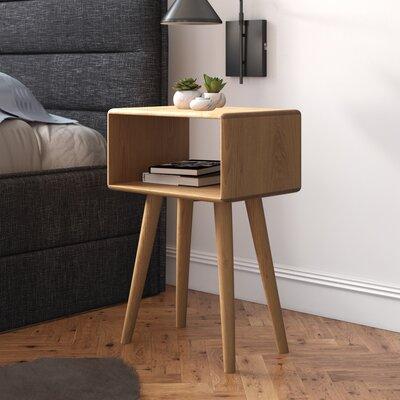Nachttisch Adelia | Schlafzimmer > Nachttische | Eichenholz - Pc | ScanMod Design
