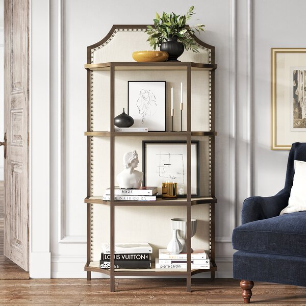 Patsy Standard Bookcase By Kelly Clarkson Home