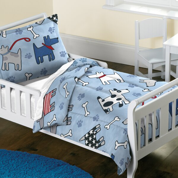Lynnette 2 Piece Toddler Bedding Set by Zoomie Kids