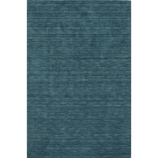 Stone Cobalt Area Rug by Corrigan Studio