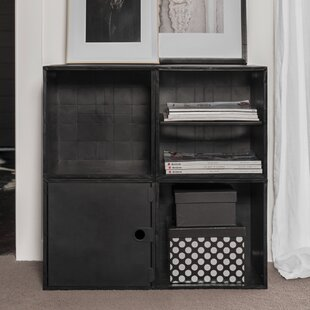 Geometric Bookcase by iCube Reviews