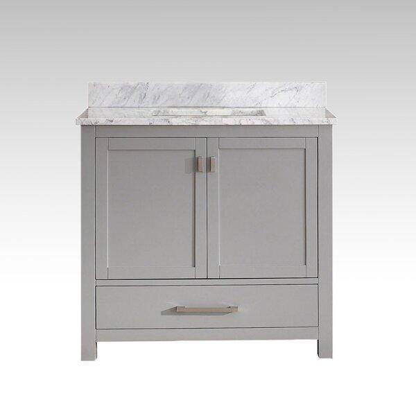 Harper 37 Single Bathroom Vanity Set by Hokku Designs