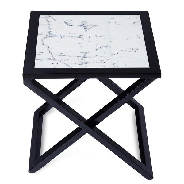 Vashon Staturio End Table by Red Barrel Studio Red Barrel Studio