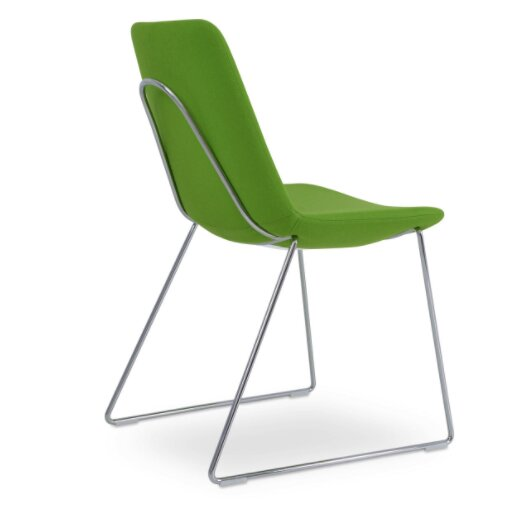 Eiffel Sled Chair by sohoConcept