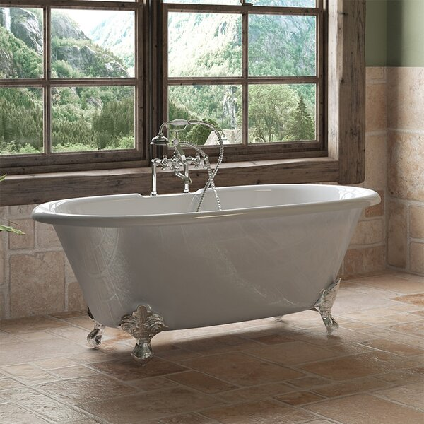 60 x 30 Clawfoot Bathtub by Cambridge Plumbing