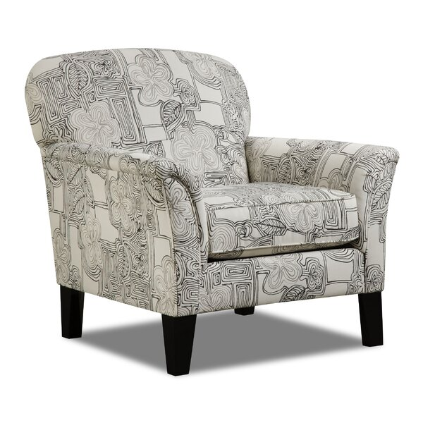 Simmons Upholstery Chesson Armchair by Winston Porter