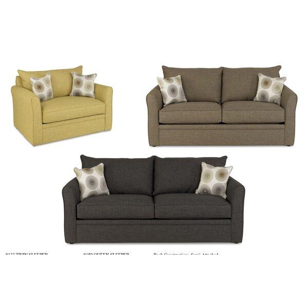 Ozbourn Sleeper Sofa by Winston Porter