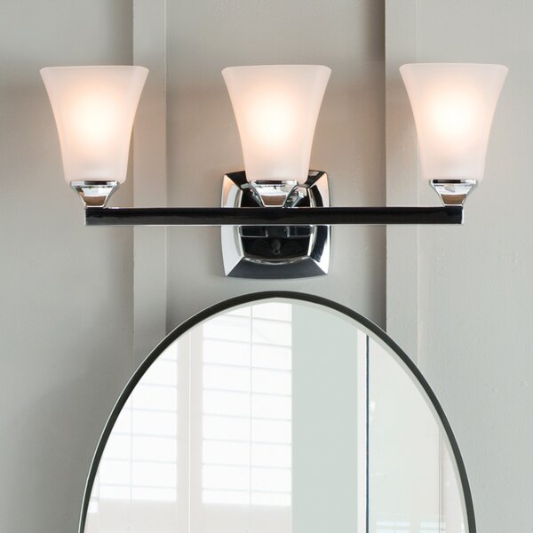 Voss 3-Light Vanity Light by Moen