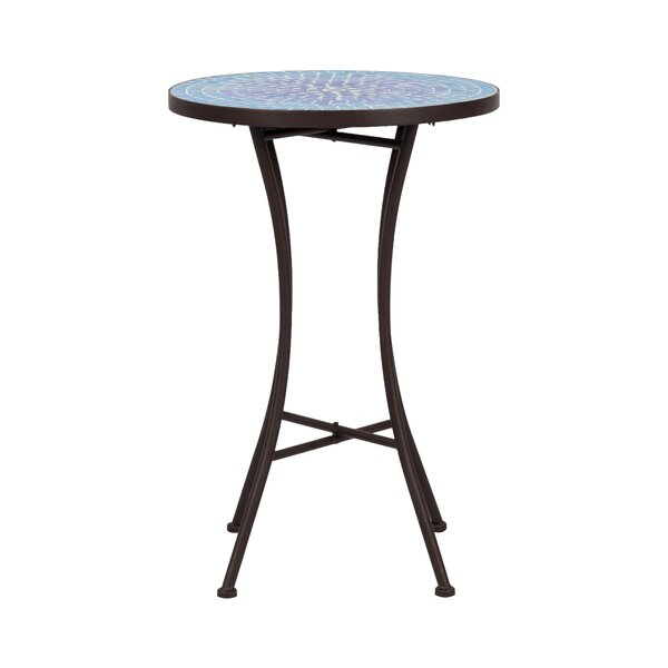 Maone Metal Side Table by Bay Isle Home