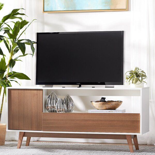 Quincy TV Stand For TVs Up To 65