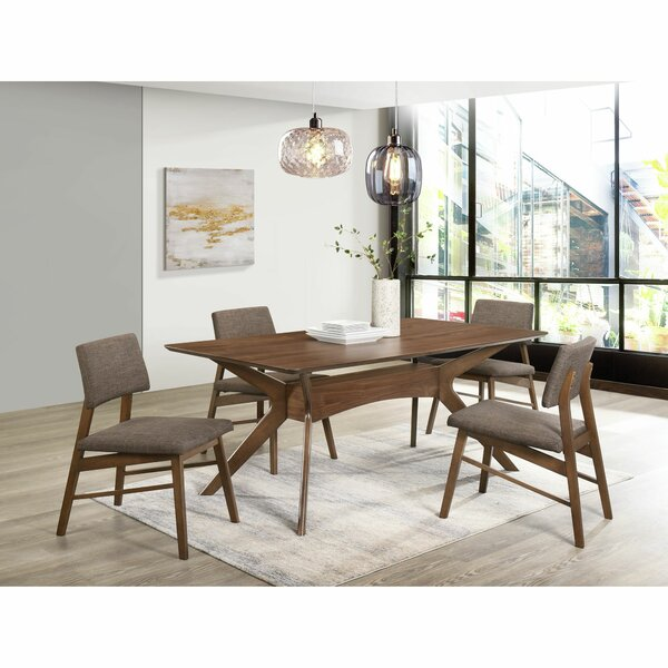 Sequim 5 Piece Dining Set by Corrigan Studio Corrigan Studio