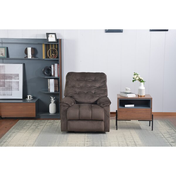 Power Reclining Full Body Massage Chair By Latitude Run