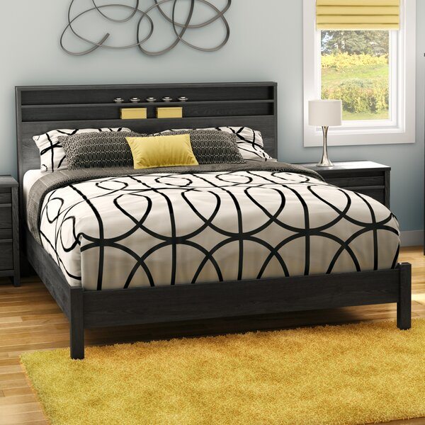 Tao Queen Platform Bed by South Shore