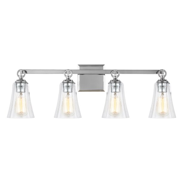 Bond 4-Light Vanity Light by Latitude Run