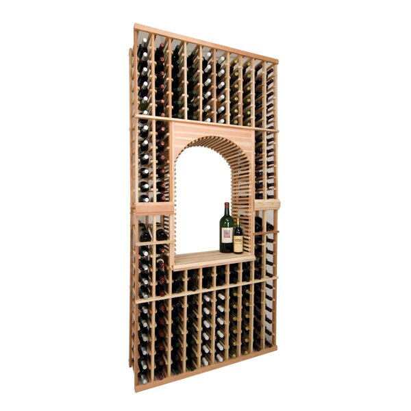 Vintner 126 Bottle Floor Wine Rack by Wine Cellar Innovations