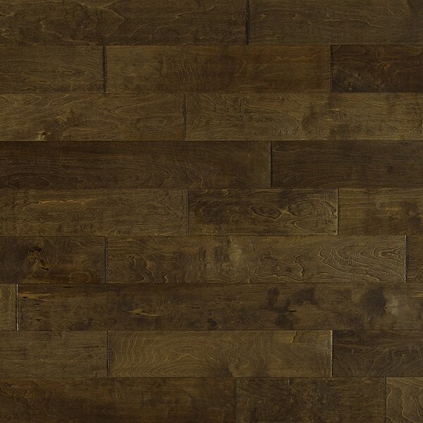 Myth 5 Engineered Birch Hardwood Flooring in Venus by Myfuncorp