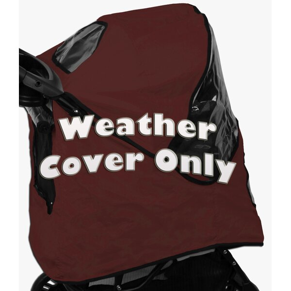 Pet Stroller Weather Cover for Jogger Stroller by Pet Gear
