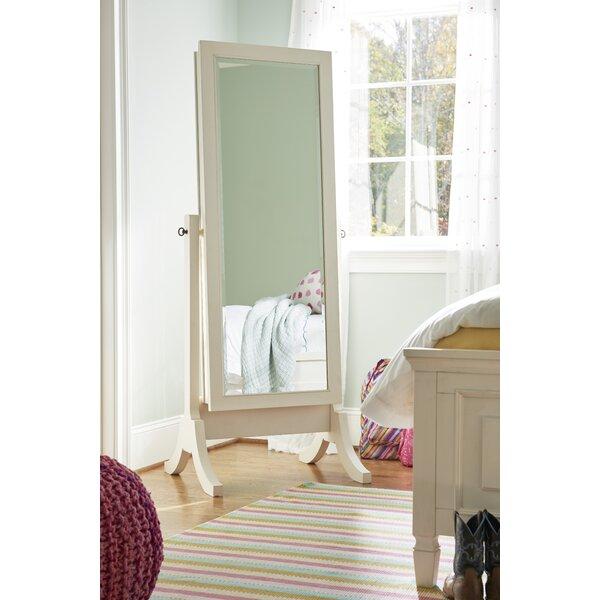 Erwann Storage Cheval Mirror by Darby Home Co
