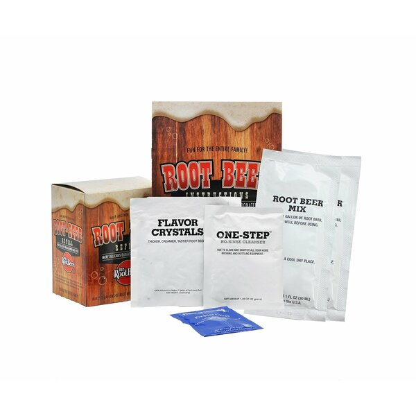 Mr. Root Beer Refill Kit by Mr. Beer