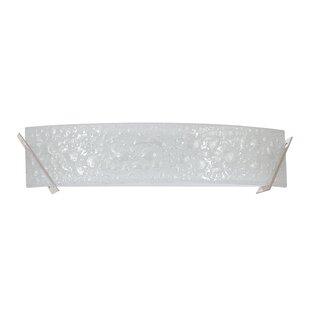 Compare Michaela 4-Light Bath Bar By Kendal Lighting