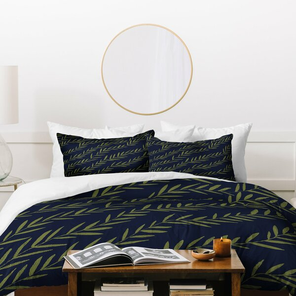 Fable Garden Vine Duvet Set by East Urban Home