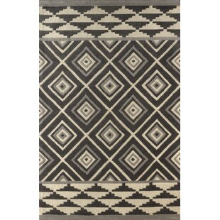 Order Luevano Hand-Tufted Steel Area Rug By Brayden Studio
