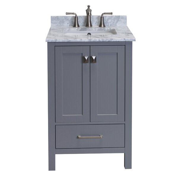 Pichardo 24 Single Bathroom Vanity Set by Brayden Studio