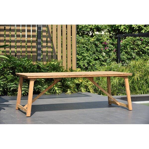 Darrah Dining Table by Brayden Studio Brayden Studio