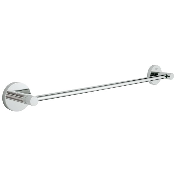 Essentials 18 Wall Mounted Towel Bar by Grohe