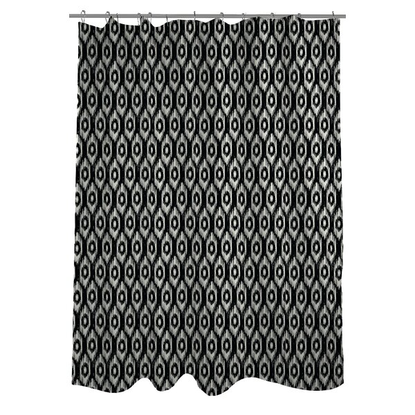 Kelly Ikat Shower Curtain by One Bella Casa