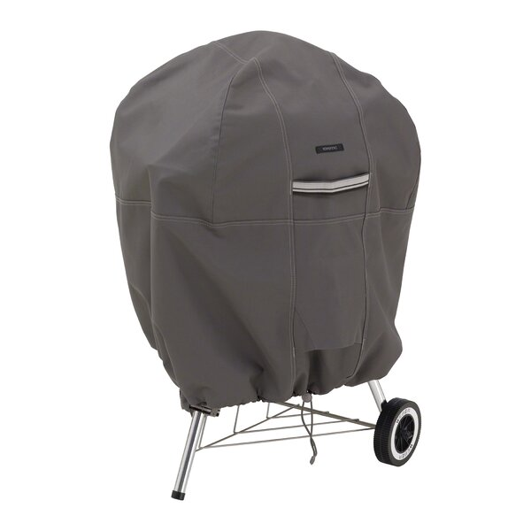 Ravenna Patio Kettle Barbecue Grill Cover - Fits up to 28 by Classic Accessories