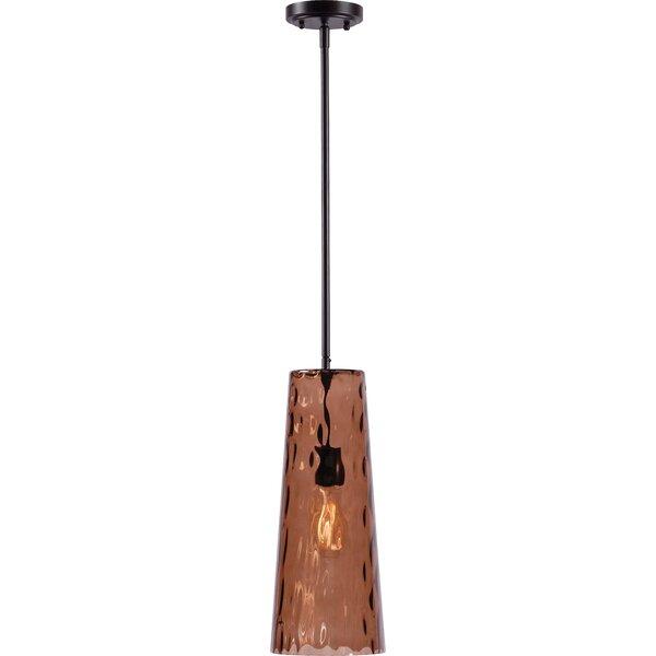 Arielle 1-Light Cone Pendant by Wildon Home ®
