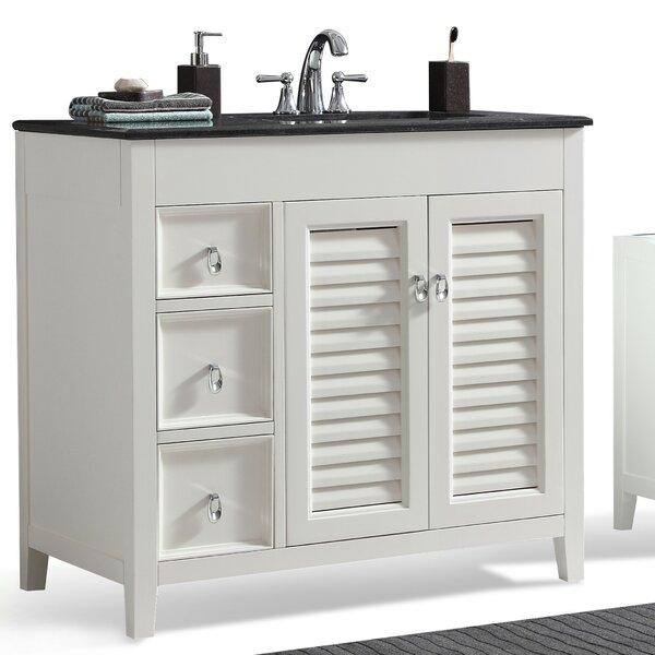 Adele 37 Single Bathroom Vanity Set by Simpli HomeAdele 37 Single Bathroom Vanity Set by Simpli Home