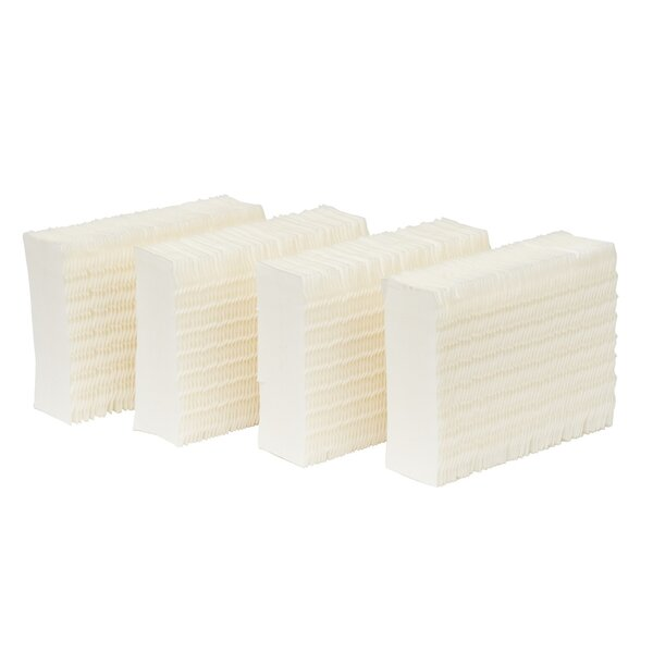 Replacement Wicking Filter for Evaporative Air Humidifier (Set of 4) by AIRCARE