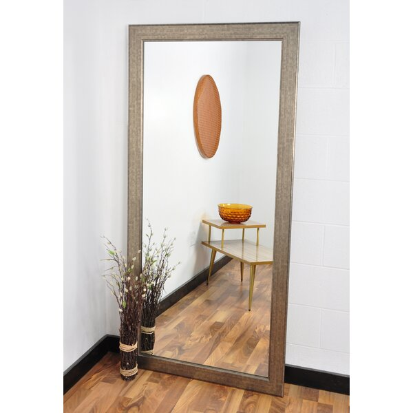 Silver Studio Tall Vanity Wall Mirror by American Value