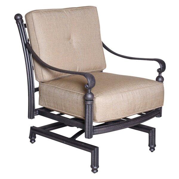 Schleicher Spring Club Chair With Sunbrella Cushion By Fleur De Lis Living