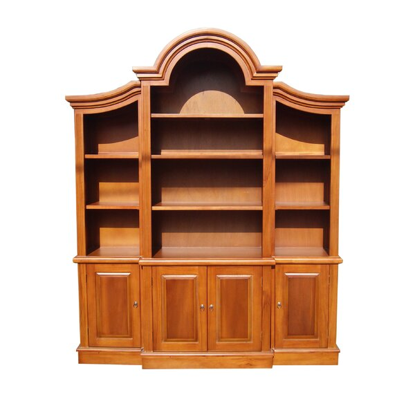 Review Oversized Library Bookcase