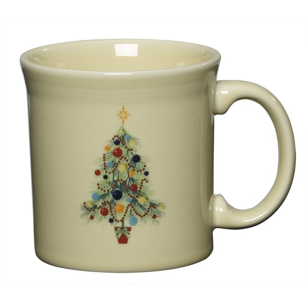 Christmas Tree Java Mug by Fiesta