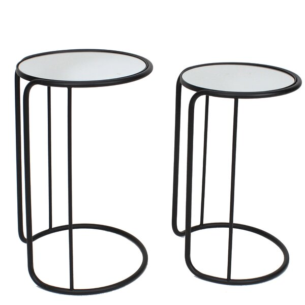 Shallowater Frame Nesting Tables By Williston Forge