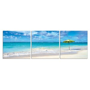 'Shade' Photographic Print Multi-Piece Image on Wrapped Canvas by Highland Dunes