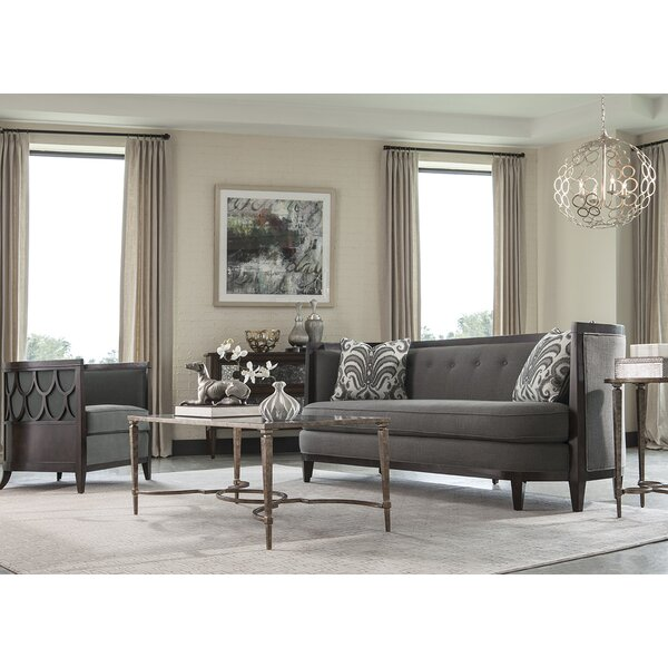 Zephyr 6 Piece Coffee Table Set by Darby Home Co